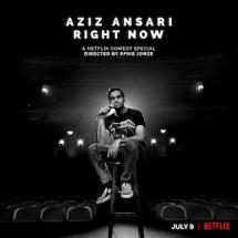 Aziz_Ansari_Right_Now_poster